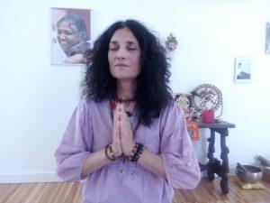 meditazione milano Claudia Caci